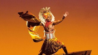 Lion King is top dollar on Broadway
