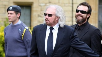 Barry Gibb: Robin is with his twin