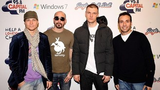 Kevin rejoining Backstreet Boys