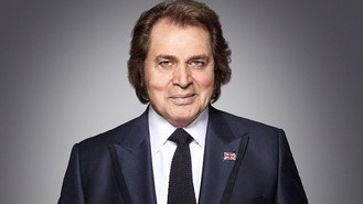 Humperdinck has 'eyes on the prize'