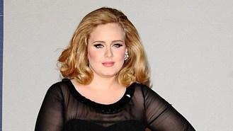 Adele dominates US album chart