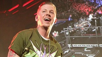 Professor Green's Brixton honour