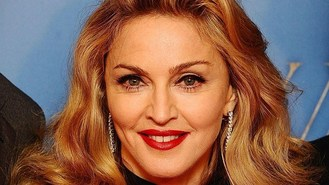 I'm not pushing Lourdes - Madonna