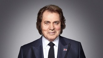 Opening act Humperdinck 'nervous'