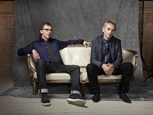 Underworld to create Olympics music