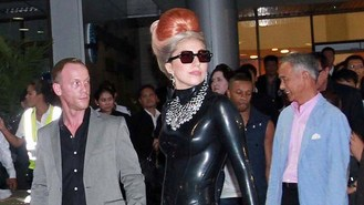Gaga angers fans with Rolex comment