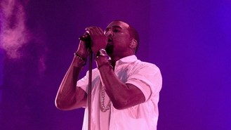 Kanye West leads in BET nominations