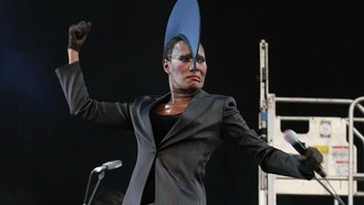 Grace Jones joins Jubilee line-up
