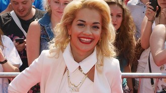 Hot Rita Ora joins X Factor judges