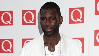 Rapper Wretch 32 cheers Olympics