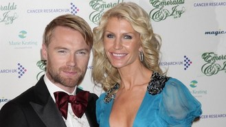 Ronan Keating splits from wife