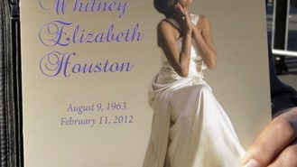 Whitney Houston is laid to rest