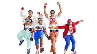 JLS show set to back Sport Relief