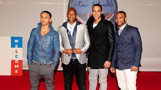 JLS: We'd love to work with Drake