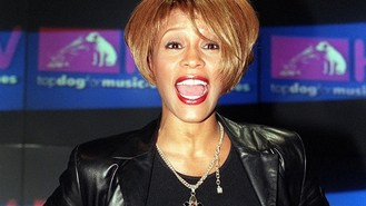 Whitney's funeral streamed on web