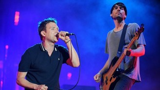 Blur play Hyde Park after Olympics