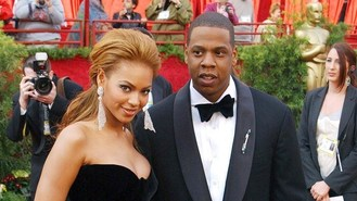 Night out for Beyonce and Jay-Z