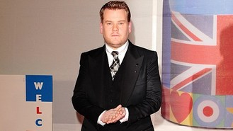 Corden: Brits fuss over nothing