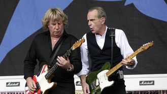 Status Quo to star on silver screen