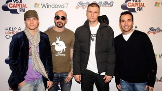 Backstreet Boy reports jewel theft