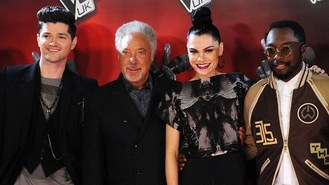 Voice judges in second show talks