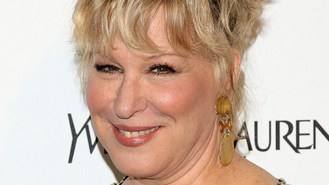 Bette Midler to be honoured