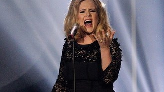 Adele: I'll never leave the UK