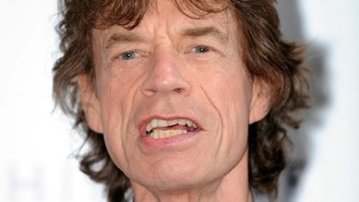 Jagger and Macca grace pop charts