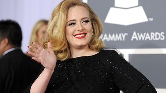 Adele and Foo Fighters win Grammys