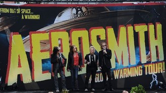 Aerosmith promise new album in 2012