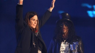 Sharon 'so proud' of Ozzy the icon