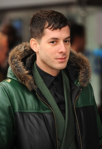 Mark Ronson celebrates as single and album top charts