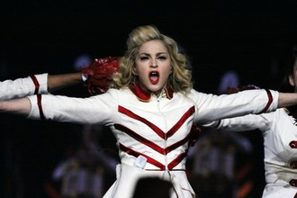 Madonna: Getting 'high' never came naturally to me