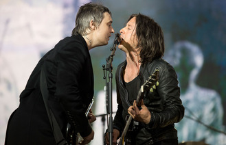 The Libertines join T in the Park line-up