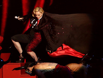 Madonna: Working out saved me from injuries after fall