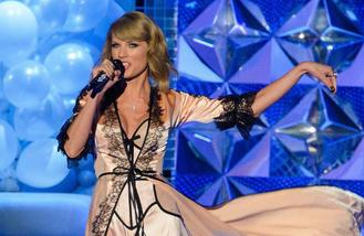 Taylor Swift insuring legs for $40m?