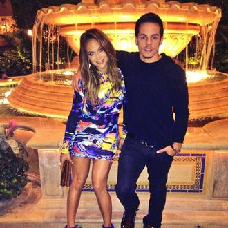 Jennifer Lopez is 'great friends' with ex-boyfriend