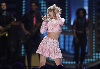 Taylor Swift named Billboard's Woman of the Year for second time
