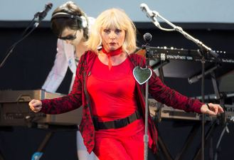 Debbie Harry to headline Lennon tribute concert