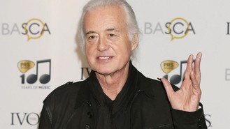 Jimmy Page: I'm a real hoarder
