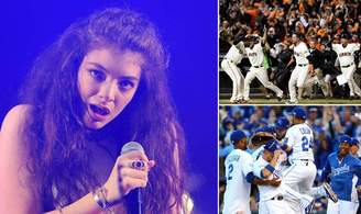 Lorde's Royals Banned During World Series