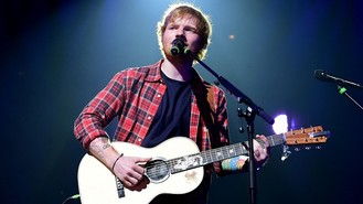 Sheeran hits back at 'boring' jibe