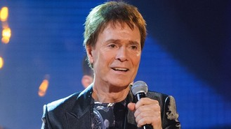 Sir Cliff back in recording studio