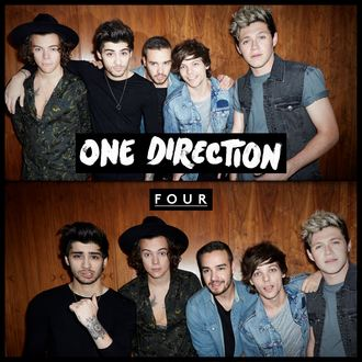 Review: One Direction's 'Four' teen dream in song