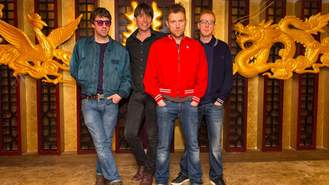 Blur To Release First Album In 12 Years