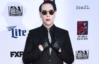 Marilyn Manson's album is 'debt to the devil'