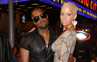 Amber Rose brands Kanye West a 'bully'