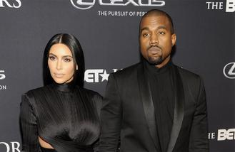 Kanye West 'humbled' by BET Visionary Award