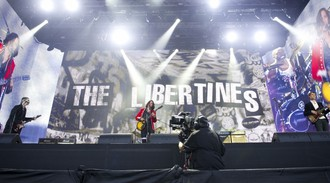The Libertines return for Reading and Leeds festivals