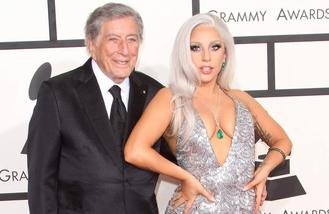 Lady Gaga wants Tony Bennett to sing at her wedding